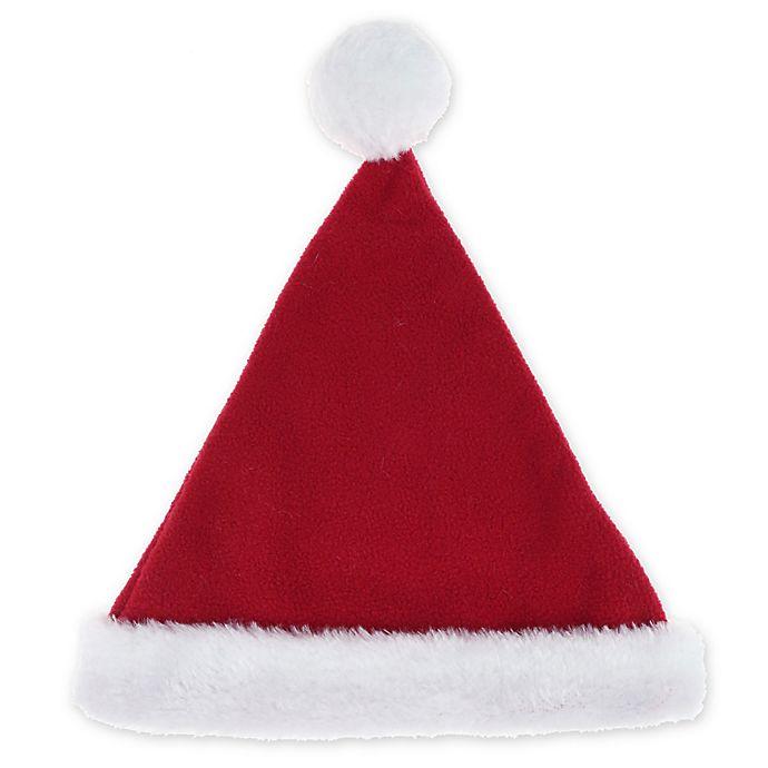 Alternate image 1 for Capelli New York Infant Santa Hat