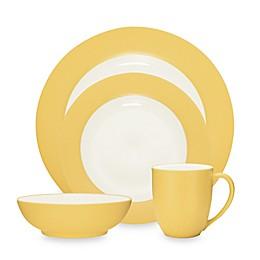 Noritake® Colorwave Rim Dinnerware Collection in Mustard