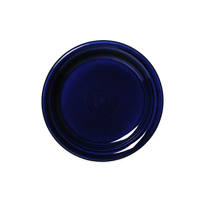 Alternate image 1 for Fiesta® Appetizer Plate in Cobalt Blue