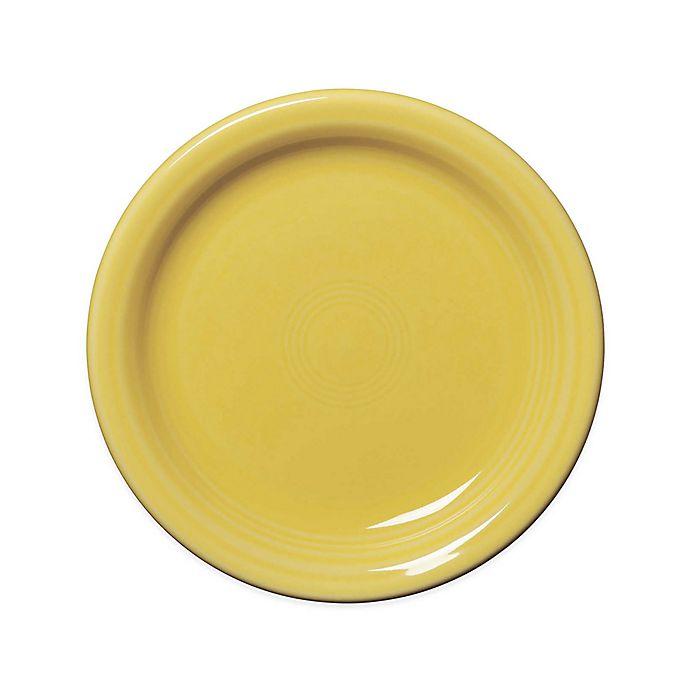 Alternate image 1 for Fiesta® Appetizer Plate in Sunflower