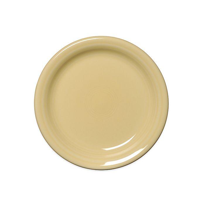 Alternate image 1 for Fiesta® Appetizer Plate in Ivory