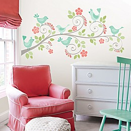 WallPops!® Pretty Tweet Wall Decal Kit