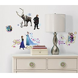 "Disney® RoomMates ""Frozen"" Peel & Stick Giant Wall Decals"