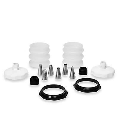 OXO Good Grips® 8-Piece Silicone Pastry Decorating Bottle Kit