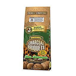 Coshell Charcoal Coconut Charcoal Briquettes