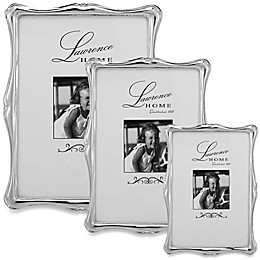 Lawrence Frames Romance Frame in Silver
