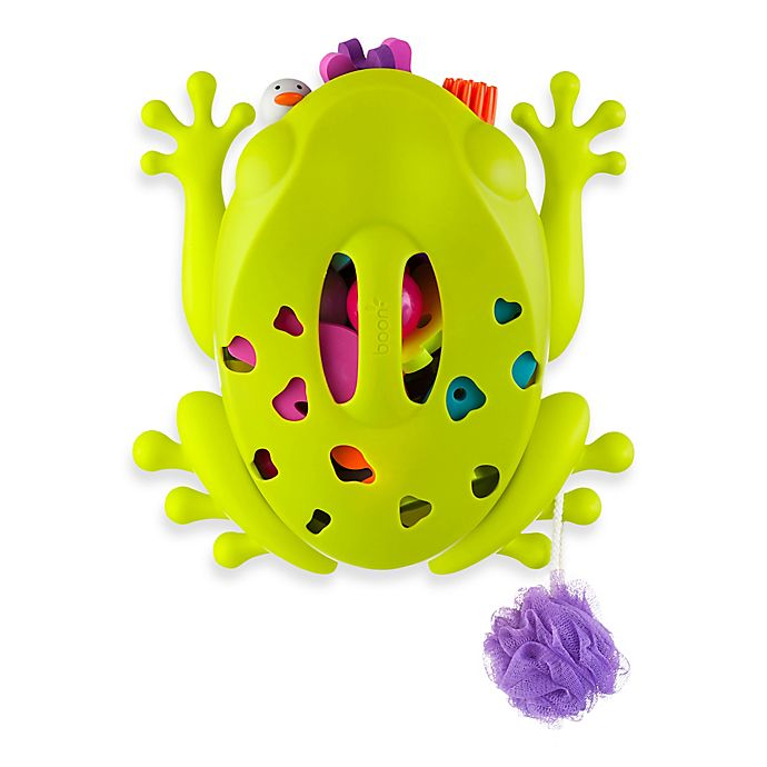 Alternate image 1 for Boon® Frog Pod Bath Storage