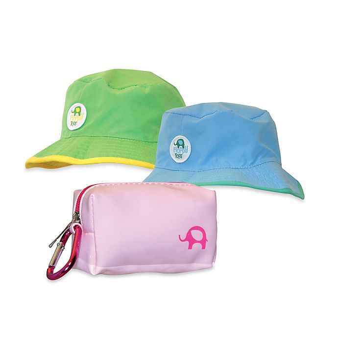 657901c6a864f Floppy Tops Ultra Compact Reversible Sun Hat