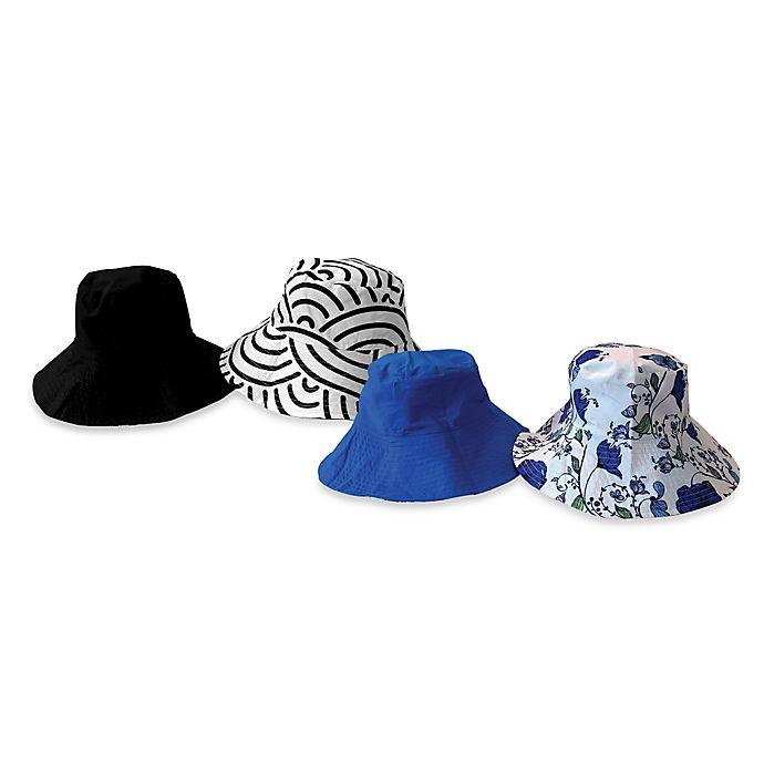 Alternate image 1 for Fashion Flips Reversible Sun Hat