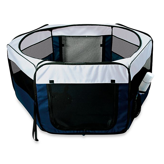 Alternate image 1 for Trixie Soft Sided Mobile Play Pen