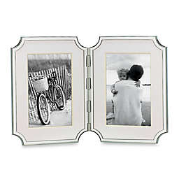 kate spade new york Sullivan Street™ 4-Inch x 6-Inch Double Photo Frame