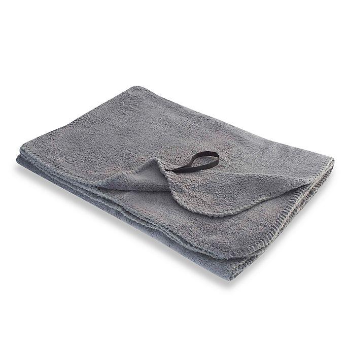 Alternate image 1 for Talus Fleece Travel Blanket