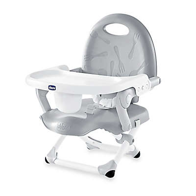Chicco® Pocket Snack Booster Seat in Grey