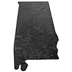 Top Shelf Living Alabama Slate Cheese Board