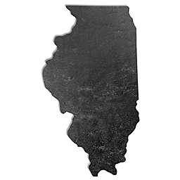 Top Shelf Living Illinois Slate Cheese Board