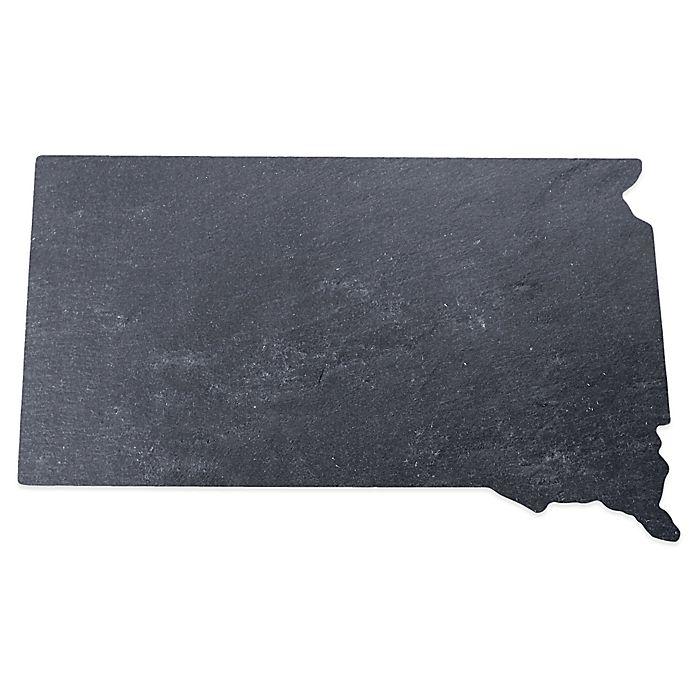 Alternate image 1 for Top Shelf Living South Dakota Slate Cheese Board
