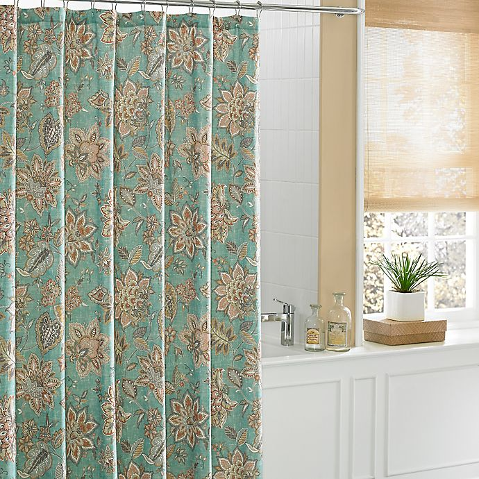 JQueen New YorkTM Springfield Shower Curtain