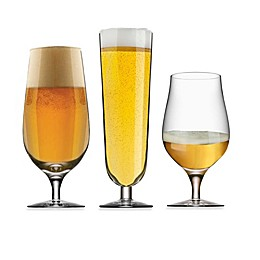 Orrefors Beer 3-Piece Taster Set