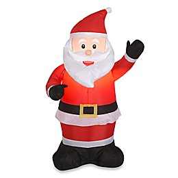 Inflatable Outdoor Santa Claus