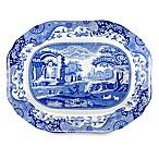 Spode® Blue Italian 14.5-Inch Oval Platter