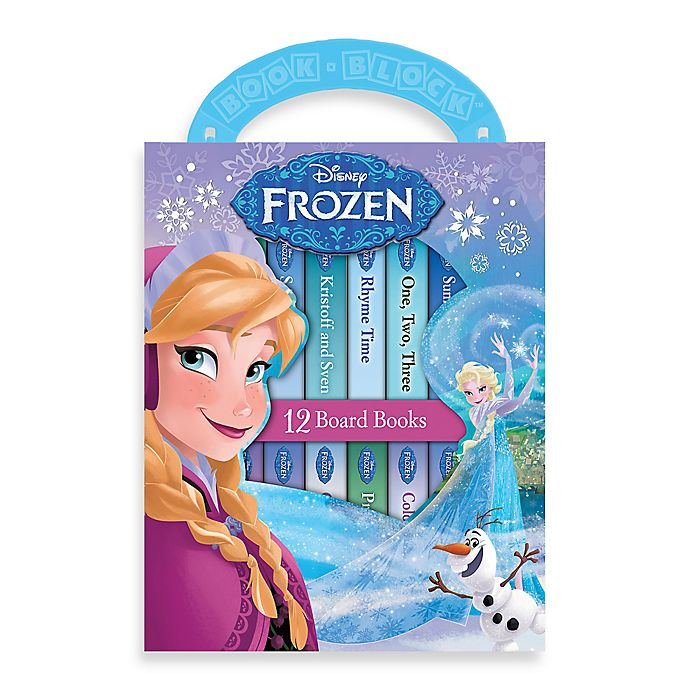 Alternate image 1 for Disney® Frozen My First Look and Find® Board Book Library