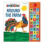 Around the Farm Play-A-Sound Book by Eric Carle