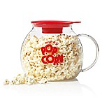 LaRoma® 3-Quart Glass Microwave Popcorn Popper