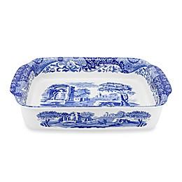 Spode® Blue Italian 15.5-Inch x 11.5-Inch Lasagna Dish