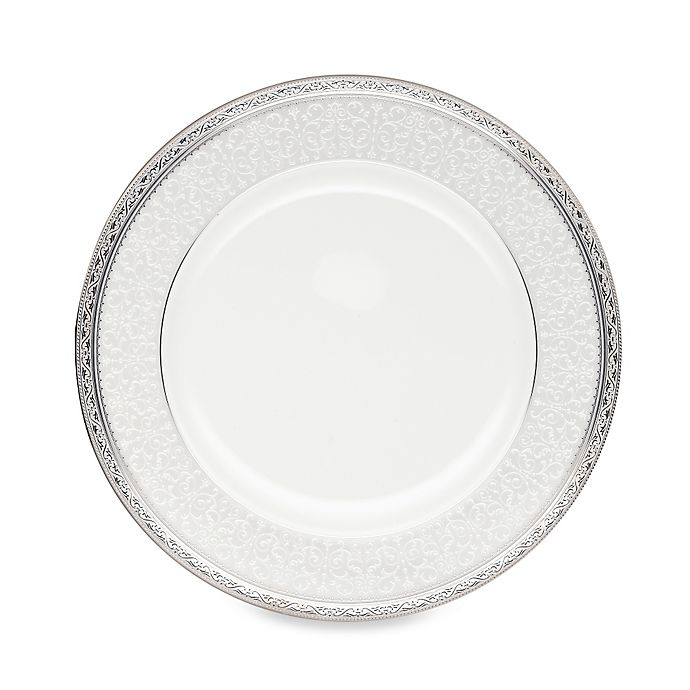 Alternate image 1 for Noritake® Odessa Platinum Dinner Plate