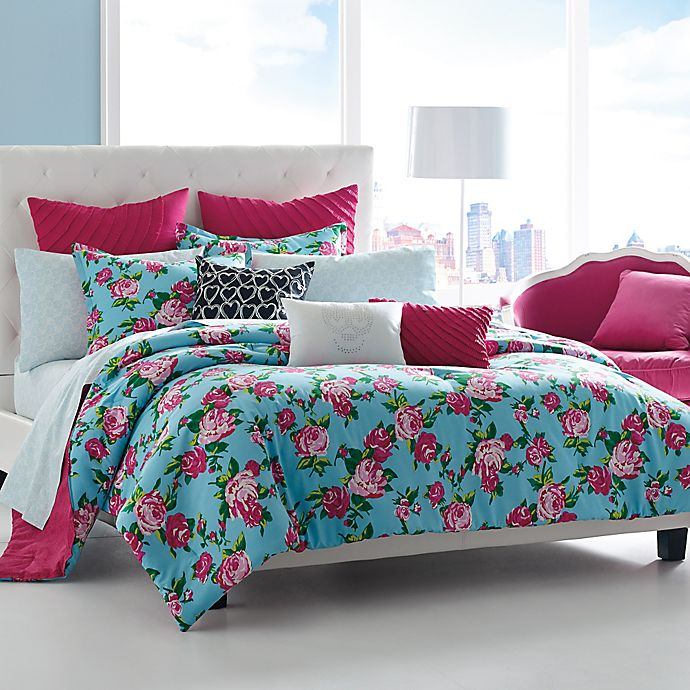 Betsey Johnson Boudoir Comforter Set