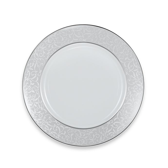 Alternate image 1 for Mikasa® Parchment 12-Inch Round Platter