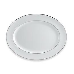 Wedgwood® Signet Platinum 13.75-Inch Oval Platter