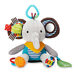 SKIP*HOP® Bandana Buddies Ellie the Elephant Animal Activity Toy