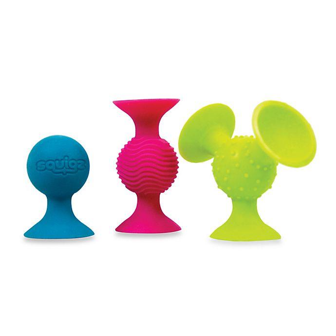 Alternate image 1 for Fat Brain® PipSquigz Teething Toy
