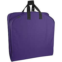WallyBags® 52-Inch Dress Length Garment Bag