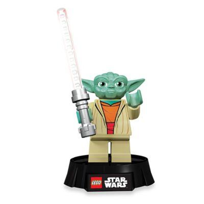 Lego star wars yoda led desk lamp bed bath beyond - Maitre yoda lego ...