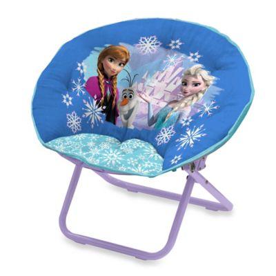 Disney 174 Frozen Saucer Chair Bed Bath Amp Beyond