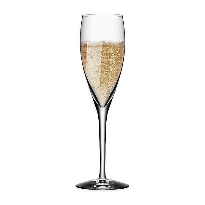 Alternate image 1 for Orrefors More Champagne Flute (Set of 4)