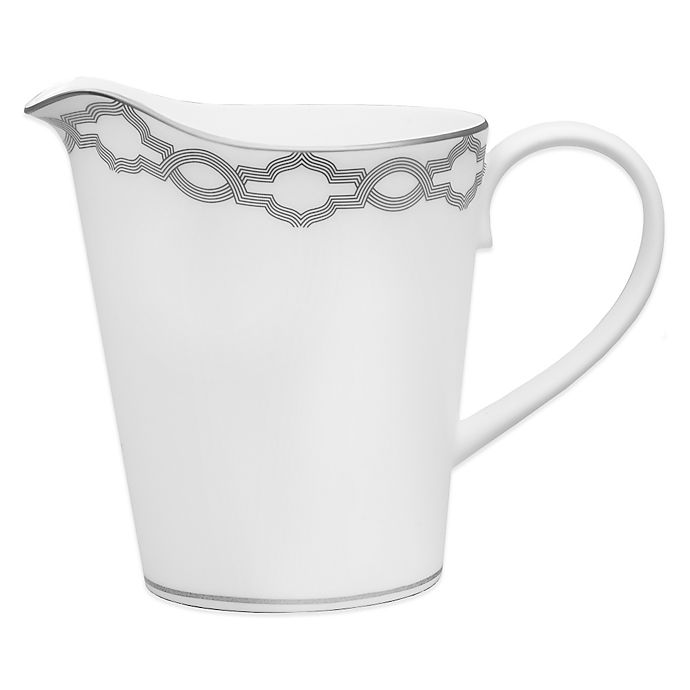 Alternate image 1 for Monique Lhuillier Waterford® Embrace 10 oz. Creamer