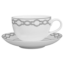 Monique Lhuillier Waterford® Embrace Teacup and Saucer