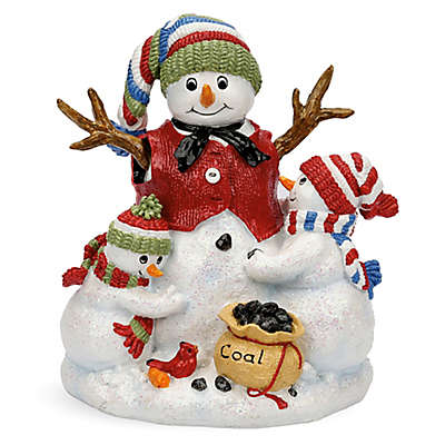 Fitz and Floyd® Regal Holiday Making Friends 9-Inch Musical Figurine