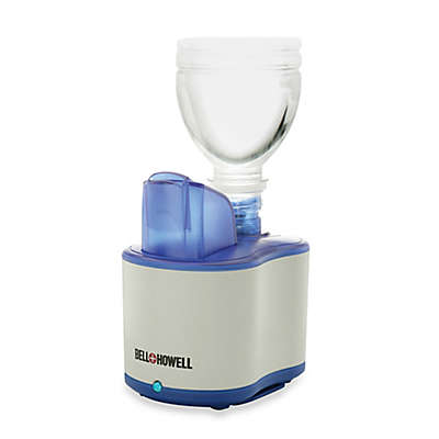 Bell & Howell® Sonic Breathe Ultrasonic Personal Humidifier