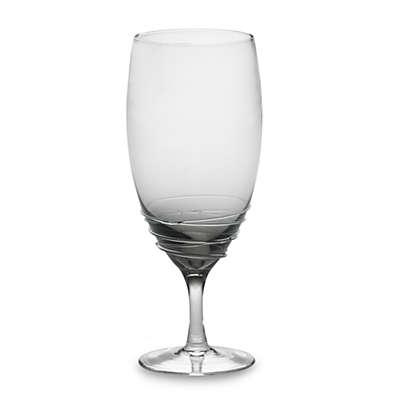 Mikasa® Swirl Iced Beverage Glass in Smoke
