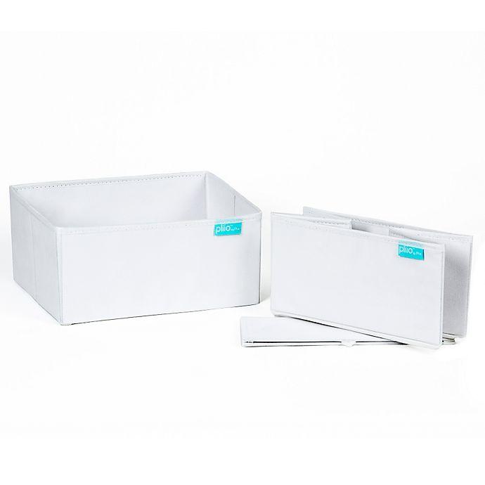 Alternate image 1 for Pliio® Storage Boxes (Set of 2)