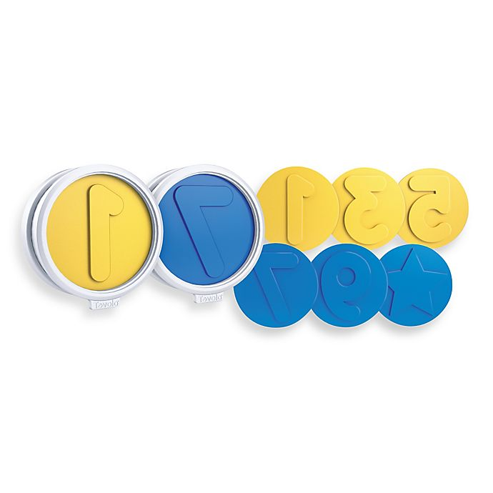 Alternate image 1 for Tovolo® 8-Piece Number Fun Cookie Cutter Set