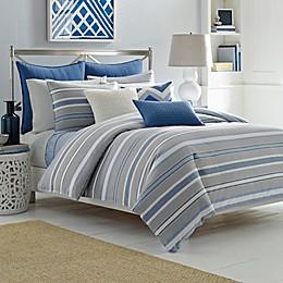 Nautica® Sedgemoor Duvet Cover Set in Grey
