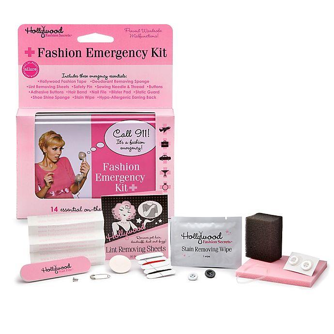 Alternate image 1 for Hollywood Fashion Secrets Emergency Kit