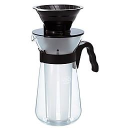 Hario V60 Fretta VIC-02B Ice Coffee Maker in Black