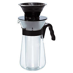 Hario V60 Fretta VIC-02B Ice Coffee Maker in Black