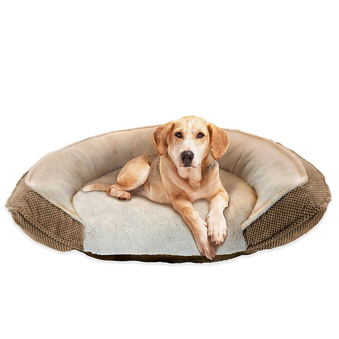 Alternate image 1 for Pawslife® Orthopedic Step-In 45-Inch x 34-Inch Pet Bed
